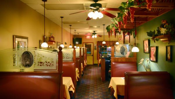 Rancho San Diego Italian Restaurant